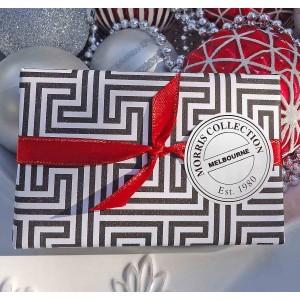Bath Soap 170g  Black & White Geometric Packaging