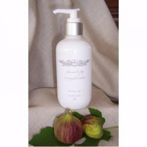 Shower Gel 250ml French Fig & Royal Cedre