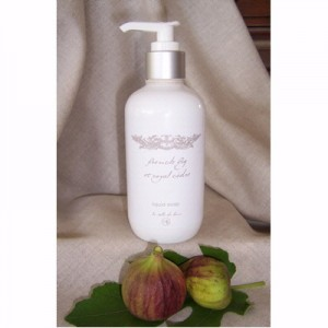 Liquid Soap 250 ml French Fig & Royal Cedre