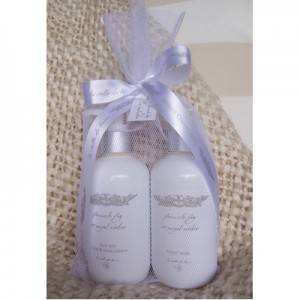 Body Care Set French Fig & Royal Cedre