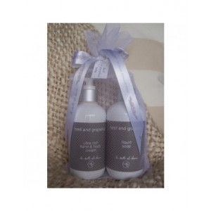 Bodycare Set Basil & Grapefruit