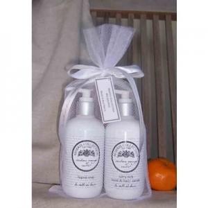 BodyCare Set, Sicilian Orange et Cassis
