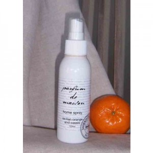 Home Spray, Sicilian Orange et Cassis