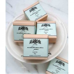 Guest Soap Counter Pack (24) Mediterranean Pear