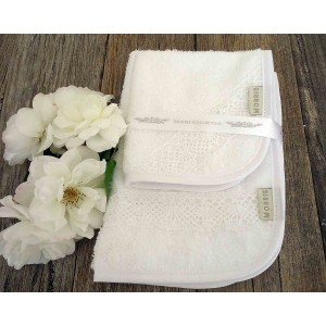 Guest Towel and  Facewasher Set
