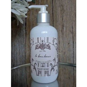 Liquid Soap, 250ml. Le Bonheur