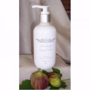 Hand & Body Cream 250ml French Fig & Royal Cedre