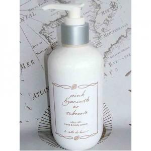 Ultra Rich Hand & Body Cream 250ml Pink Hyacinth & Tuberose