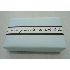 Bath Soap, 170g  Lily of the Valley Just Eggshell Packaging